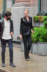 Karlie Kloss Heads out on a date night with Joshua Kushner in New York City