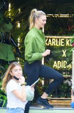 Karlie Kloss Out on the go in New York