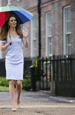 Kate Middleton Out at the launch of the Royal Foundation Centre for Early CHildhood in London