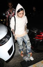 Kehlani Out in Los Angeles