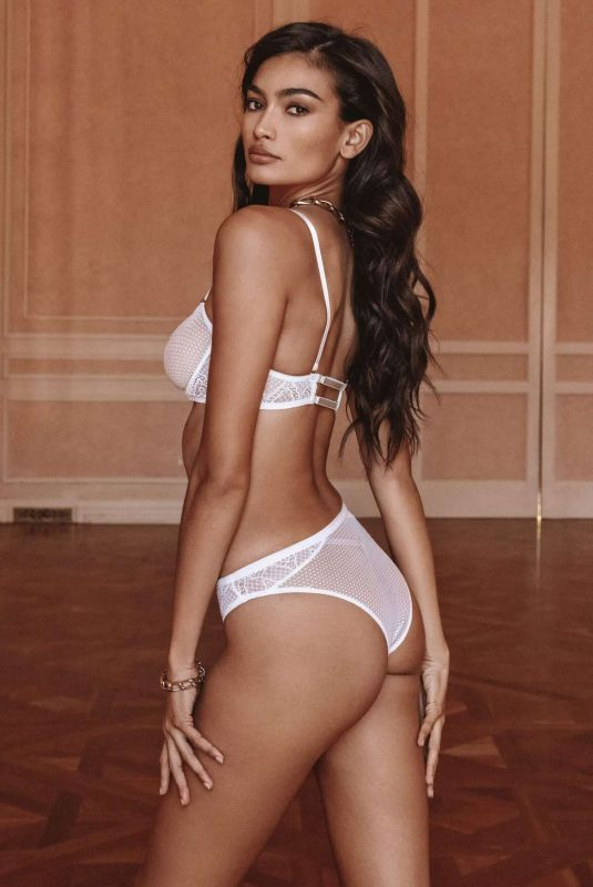 Kelly Gale - Lingerie for Gooseberry Intimates