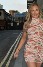 Kelsey Stratford Heading for a girls night out on the town in Mayfair