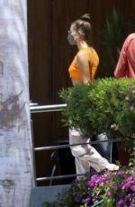 Kendall Jenner & Hailey Bieber (Baldwin) Touch down in Cabo for luxury girls