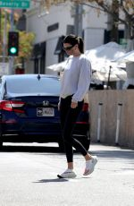 Kendall Jenner Spotted heading to lunch after a workout sesh on Memorial Day in Beverly Hills