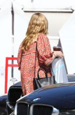 Kirsten Dunst Out in Los Angeles
