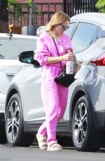Kristen Bell Out post gym session in Los Angeles