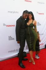 Kylie Jenner Attends the The 72nd Annual Parsons Benefit at Pier 17 in New York City