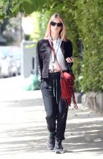 Lady Mary Charteris Seen for the first time since the birth of her child in Orpington