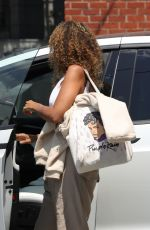 Leona Lewis Is out in Studio City