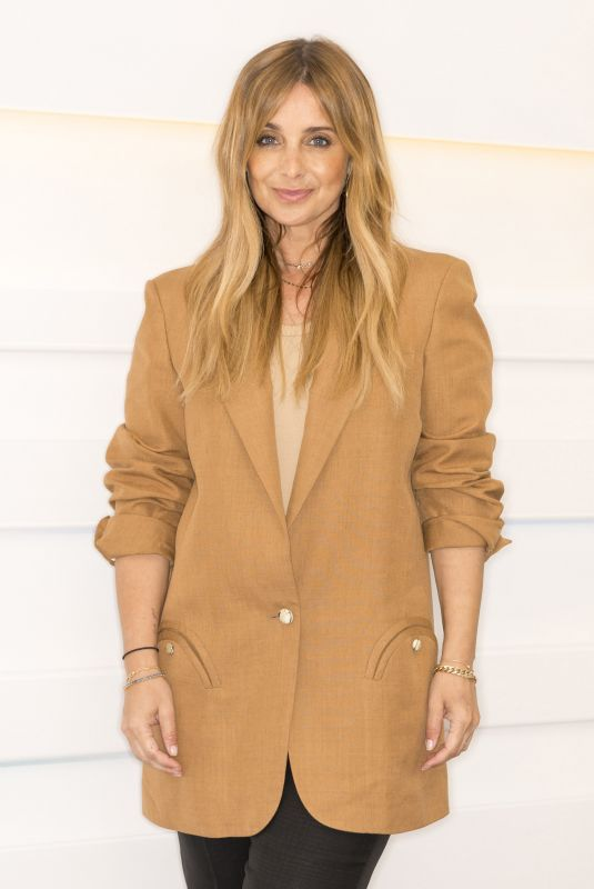 Louise Redknapp At Lorraine TV Show in London