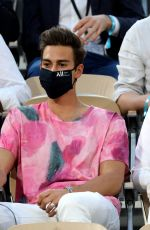 Maeva Coucke At French Open at Roland Garros in Paris