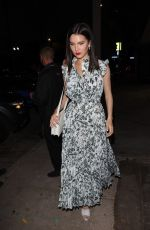 Maya Henry Enjoys a night out at Craig's in West Hollywood