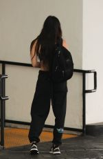 Megan Fox Makes use of a valet service in Beverly Hills