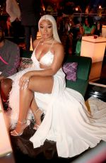 Megan Thee Stallion Attends the 2021 BET Awards at the Microsoft Theater in Los Angeles