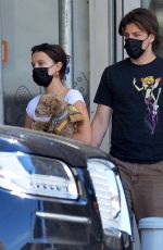 Millie Bobby Brown Steps out with boyfriend Jake Bongiovi in New York
