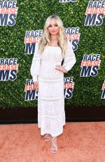 Natalie Alyn Lind At 28th Annual Race To Erase MS Gala at the Rose Bowl in Pasadena