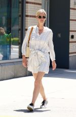 Nicky Hilton Looks stylish while running errands in Downtown Manhattan