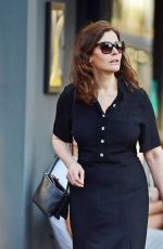 Nigella Lawson Pictured enjoying date night with a mystery man at an Italian restaurant in London