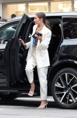 Olivia Culpo Out for diner in West Village