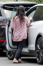 Olivia Munn Out and about Los Angeles