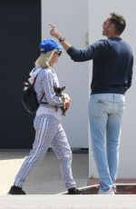 Paris Hilton Spotted out & about in Malibu