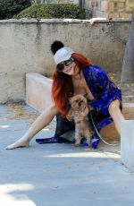 Phoebe Price Shares her best angles with our cameras in Los Angeles