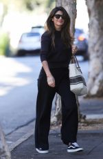Pia Miller (Loyola) Pictured attending a business meeting in Sydney