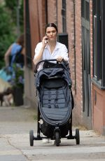 Rachel Weisz Out and about in Brooklyn