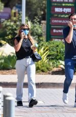 Sofia Richie And her new boyfriend Elliot Grainge step out for a romantic lunch date in Malibu
