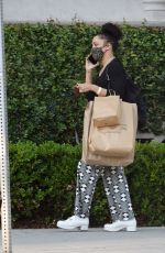 Tessa Thompson Spotted out shopping in Beverly Hills