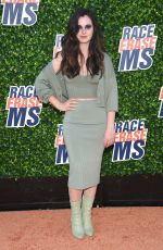 Vanessa Marano At 28th Annual Race to Erase MS: Drive-In Gala in Pasadena