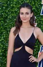 Victoria Justice At 28th Annual Race to Erase MS in Pasadena