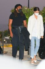 Zendaya Spotted leaving a dinner date with her mystery beau at Nobu in Malibu