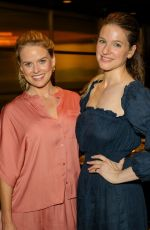 Alice Eve At The Pattern Dinner hosted by founder Lisa Donovan in London