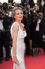 """Andie MacDowell At """"Tout S"""