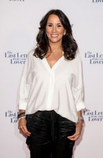 Andrea McLean At UK Premiere of The Last Letter From Your Lover at the Ham Yard Hotel in London
