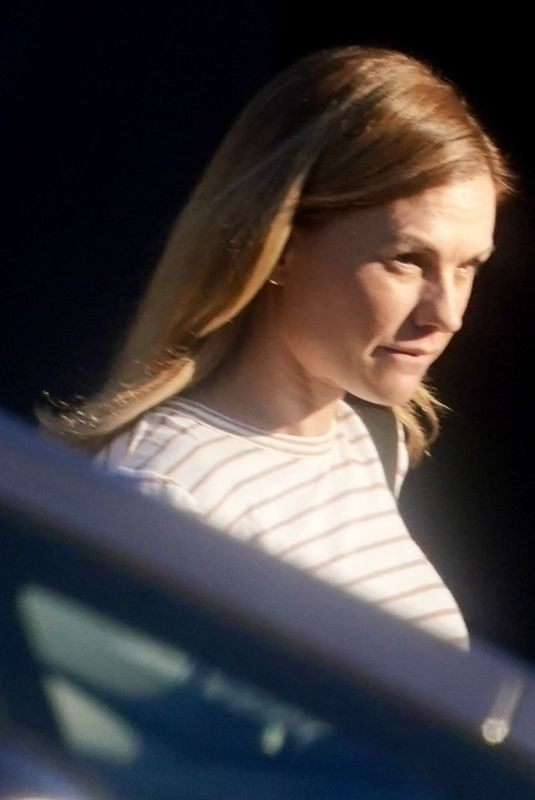 """Anna Paquin At """"Stars in """"True Spirit"""" currently being filmed on the Gold Coast"""
