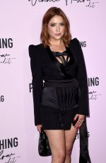 Ashley Benson At a Pretty Little Thing Hosts PLT x Winnie Harlow Event in Los Angeles