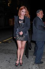Ashley Benson Looks chic as she steps out to PrettyLittleThing Event in Los Angeles