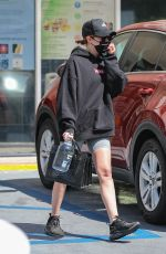 Ashley Benson Out in Beverly Hills