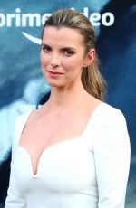 Betty Gilpin Attending the premiere of The Tomorrow War at the Banc of California Stadium in LA