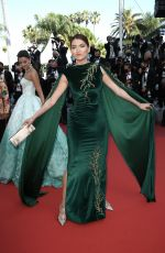 Blanca Blanco At Red Carpet for the movie Three Floors (Tre Piani) during the 74th Cannes International Film festival