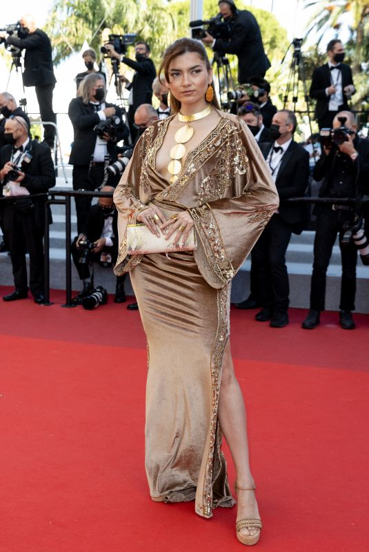 """Blanca Blanco At """"The Story of My Wife"""" screening - 74th Cannes Film Festival"""