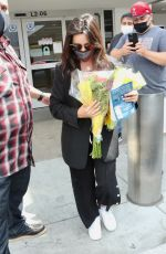 Camila Cabello Arrives back in Los Angeles