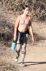 Camila Cabello Goes on a hike with her mother on a hot day in Los Angeles