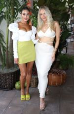 Camille Kostek At Sports Illustrated Swimsuit Edition launch event in Hollywood