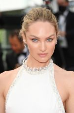 """Candice Swanepoel Attends the """"Tout S"""