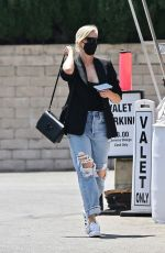 Charlize Theron Goes shopping in Beverly Hills