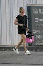 Charlize Theron Outside Mr Chow´s in Beverly Hills