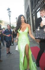 Chloe Khan Attending National Reality TV Awards & Afterparty in London